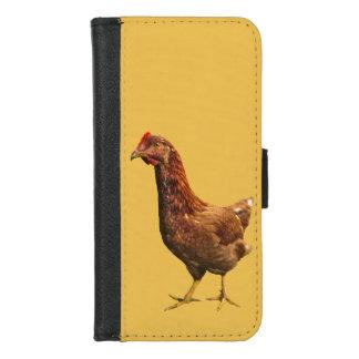 Red Hen Chicken iPhone 8/7 Wallet Case