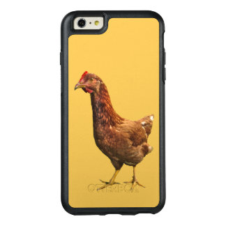 Red Hen Chicken OtterBox iPhone 6 Plus Case