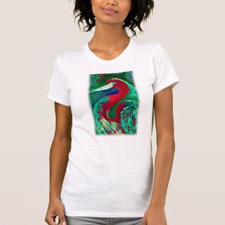 Red Heron Shirts