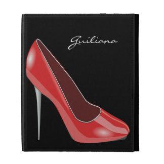 Red High Heel iPad Cases