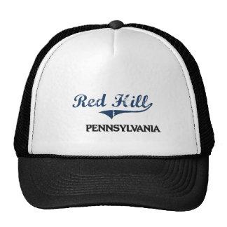 Red Hill Pennsylvania City Classic Mesh Hat