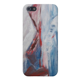 RED HILLS OF ICEBERG iPhone 5 COVERS
