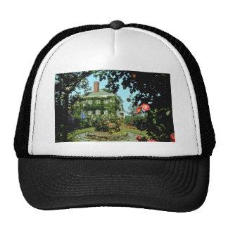 Red Historical Prescott House, Kentville, Nova Sco Hat