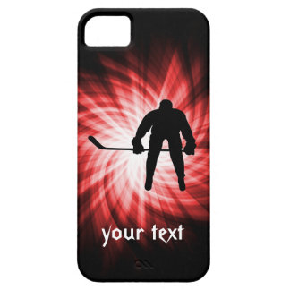Red Hockey iPhone 5 Cover