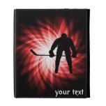 Red Hockey iPad Case