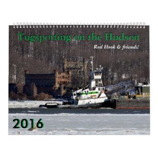 Red Hook & friends calendar