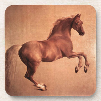 RED HORSE DRINK COASTER