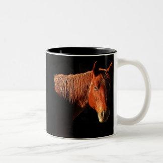 Red Horse II Gifts Mug