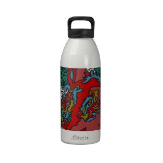 Red Horse Reusable Water Bottles