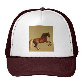 RED HORSE TRUCKER HAT