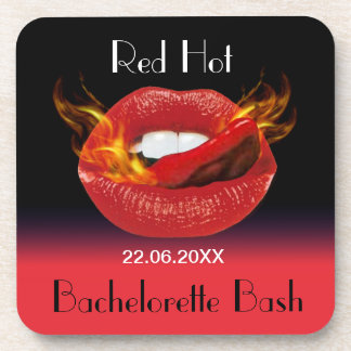 Red Hot Bachelorette Bash Coaster