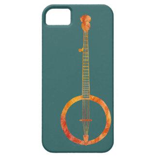 Red Hot Banjo iPhone SE/5/5s Case