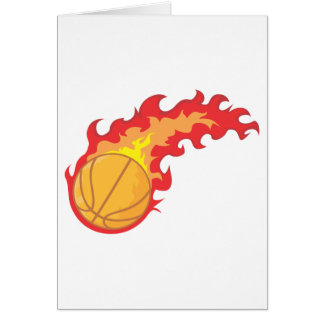 Red Hot Basketball Card