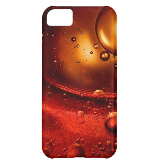 Red hot bubbles iPhone 5C case