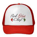 Red Hot Chef Trucker Hat