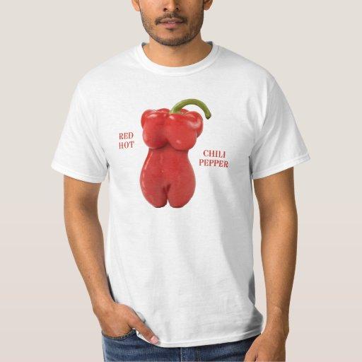Red Hot Chili Pepper Shirt