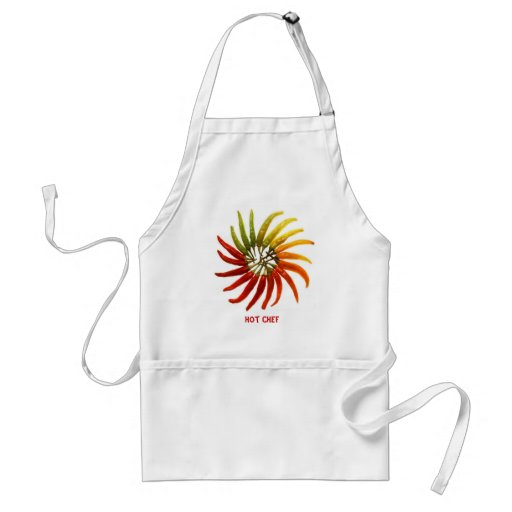 Red Hot Chili Peppers Adult Apron