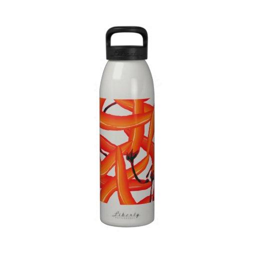 Red Hot Chili Peppers Botellas De Agua Reutilizables