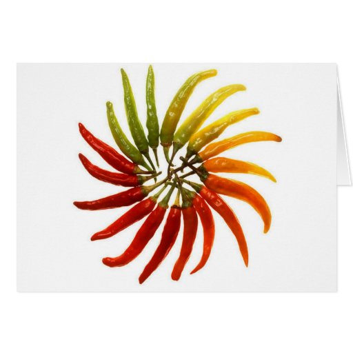 Red Hot Chili Peppers Card
