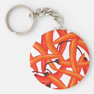 Red Hot Chili Peppers Key Chains