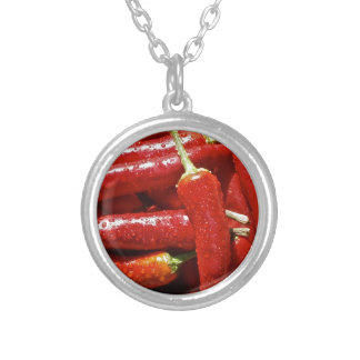 Red hot chilli peppers jewelry