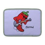 Red Hot Chilli Rocker Sleeves For MacBook Air