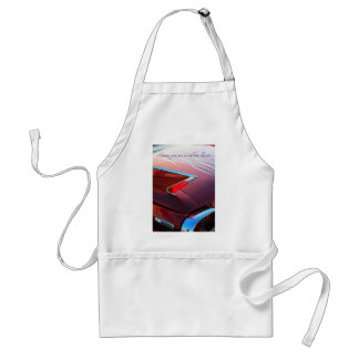 Red Hot Classic Adult Apron
