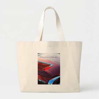 Red Hot Classic Canvas Bag