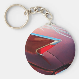 Red Hot Classic Keychain