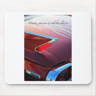 Red Hot Classic Mouse Pad