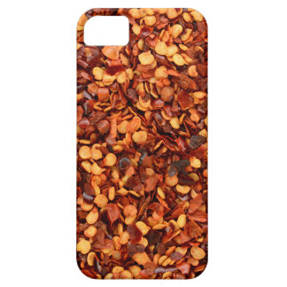 Red hot dried chilli flakes iPhone 5 covers