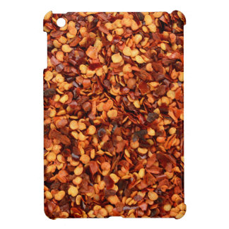 Red hot dried chilli flakes case for the iPad mini