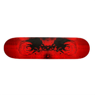 Red Hot Fight Deck Skateboard