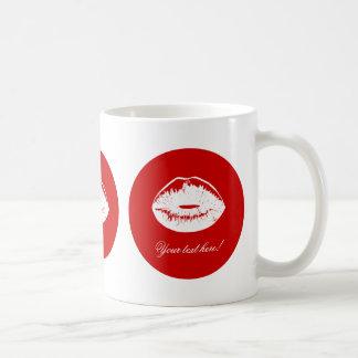 Red Hot Kisses Mug