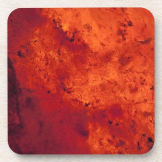 Red Hot Lava 2 Coaster