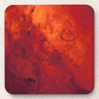 Red Hot Lava Coaster