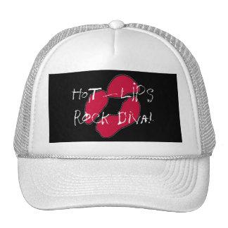 Red Hot Lips II Trucker Hat
