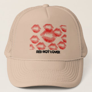 Red HOT Lover Hat