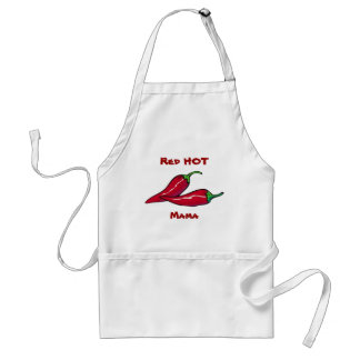 Red Hot Mama Apron