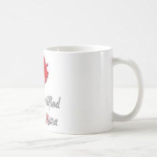 Red Hot Mama Classic White Coffee Mug