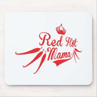 Red Hot Mama Mousepads