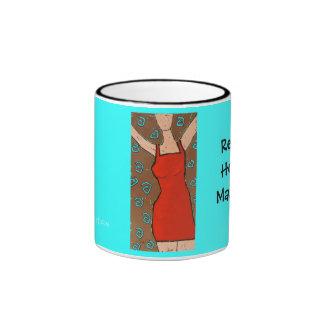Red Hot Mama mug II