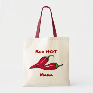 Red Hot Mama Tote Bag