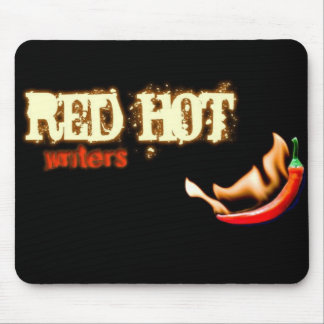 Red Hot mousepad