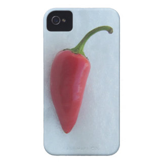 Red Hot Paprika iPhone 4 Case-Mate Case