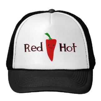 Red Hot Pepper Trucker Hat