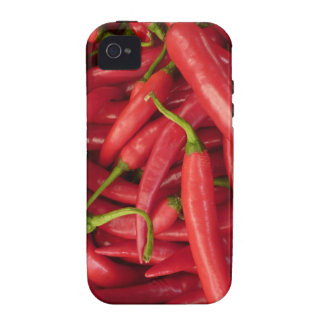 RED HOT PEPPERS iPhone 4/4S CASES