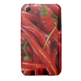 Red Hot Peppers iPhone 3 Cases