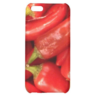 Red Hot Peppers iPhone 4 Case