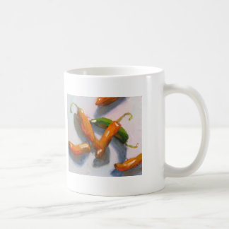 Red Hot Peppers Mug